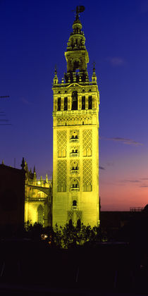 Seville Cathedral, Barrio De Santa Cruz, Seville, Andalusia, Spain by Panoramic Images