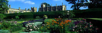 Panorama Print - Sudeley Castle, Gloucestershire, England, United Kingdom von Panoramic Images
