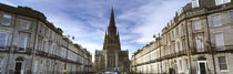 Cathedral in a city, St Mary's Cathedral, Edinburgh, Scotland von Panoramic Images