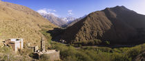 Atlas Mountains, Marrakesh, Morocco by Panoramic Images
