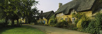Cottage in a village, Hidcote Bartrim, Gloucestershire, England von Panoramic Images