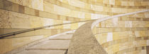 Low Angle View Of A Staircase, Staatsgalerie, Stuttgart, Germany von Panoramic Images