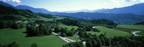 High angle view of a valley, Spital, Styria, Austria von Panoramic Images