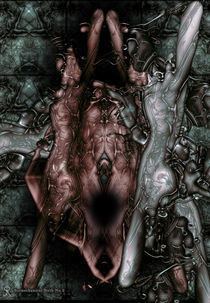 Biomechanical Birth No 1 by Stefan Rissmann