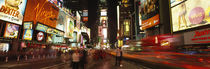 Times Square, Midtown Manhattan, Manhattan, New York City, New York State, USA by Panoramic Images