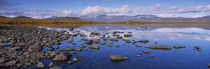 Rocks and pebbles in a lake, Torne Lake, Lapland, Sweden by Panoramic Images