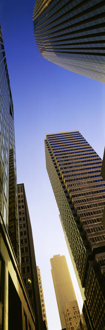 USA, California, San Francisco, Financial district by Panoramic Images
