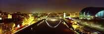 Newcastle, Northumberland, England, United Kingdom by Panoramic Images