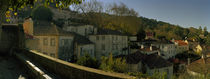 Town on the hillside, Old Town, Sintra, Lisbon, Portugal by Panoramic Images