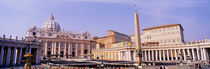 Vatican, St Peters Square, Rome, Italy by Panoramic Images