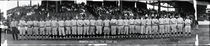 Washington Baseball Team 1913 by Panoramic Images