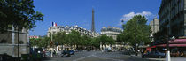 France, Paris, Avenue de Tourville by Panoramic Images