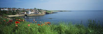 Town at the waterfront, Crail, Fife, Scotland by Panoramic Images