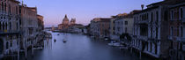 Buildings Along A Canal, Santa Maria Della Salute, Venice, Italy by Panoramic Images