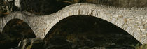 Close-up of an arch bridge, Switzerland von Panoramic Images