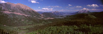 Mountains, Crested Butte, Gunnison County, Colorado, USA von Panoramic Images