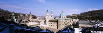 Dome Salzburg Austria von Panoramic Images