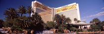 Low angle view of a hotel, The Mirage, The Strip, Las Vegas, Nevada, USA by Panoramic Images