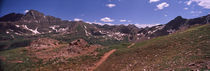 Mountain range, Aspen Mountain, Pitkin County, Colorado, USA by Panoramic Images