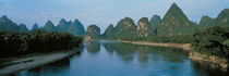 Guilin Guanxi China by Panoramic Images