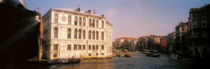 Buildings along a canal, Grand Canal, Venice, Italy von Panoramic Images