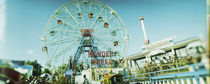 Coney Island, Brooklyn, New York City, New York State, USA by Panoramic Images