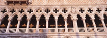 Loggia, Doges Palace, Venice, Italy von Panoramic Images