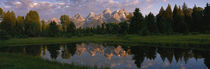 Grand Teton Park, Wyoming, USA by Panoramic Images