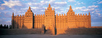 Great Mosque Of Djenne, Mali, Africa von Panoramic Images
