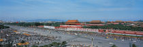 Tiananmen Square Beijing China by Panoramic Images