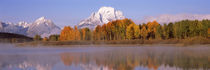 Snake River, Grand Teton National Park, Teton County, Wyoming, USA by Panoramic Images