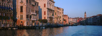 Buildings at the waterfront, Grand Canal, Venice, Italy by Panoramic Images