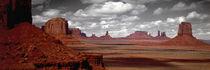Mountains, West Coast, Monument Valley, Arizona, USA, von Panoramic Images