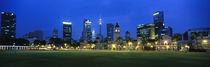 Federal Secretariat Kuala Lumpur Malaysia von Panoramic Images