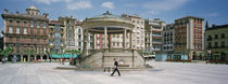 Plaza Del Castillo, Pamplona, Spain by Panoramic Images