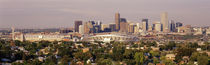 Denver, Colorado, USA by Panoramic Images