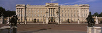 View Of The Buckingham Palace, London, England, United Kingdom by Panoramic Images