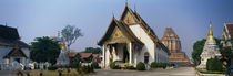 Wat Chedi Luang Chiang Mai Thailand von Panoramic Images