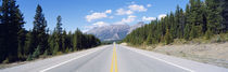 Road thru Ice Fields Parkway Jasper National Park Alberta Canada by Panoramic Images