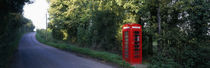Phone Booth, Worcestershire, England, United Kingdom by Panoramic Images