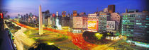 Plaza De La Republica, Buenos Aires, Argentina von Panoramic Images
