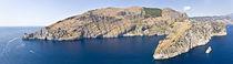 Bay of Ieranto, Capri, Naples, Campania, Italy by Panoramic Images
