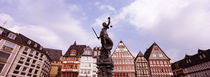 Roemer Square, Frankfurt, Hesse, Germany by Panoramic Images