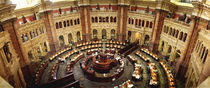 Library of Congress, Washington DC, USA by Panoramic Images