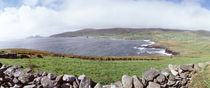 UK, Ireland, Kerry County, Rocks on Greenfields by Panoramic Images