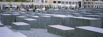Memorial To The Murdered Jews of Europe, Berlin, Germany by Panoramic Images