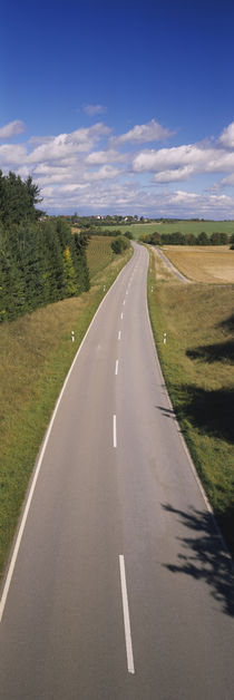 Road, Southern Germany by Panoramic Images