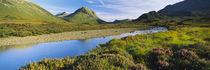 Glen Sligachan, Isle of Skye, Scotland von Panoramic Images