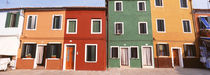 Burano, Venice, Italy by Panoramic Images