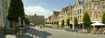 Leuven, Flemish Brabant, Flemish Region, Belgium von Panoramic Images